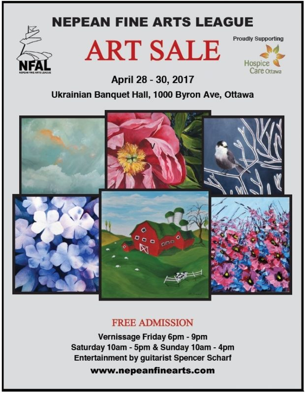 Spring Show and Sale 2017
