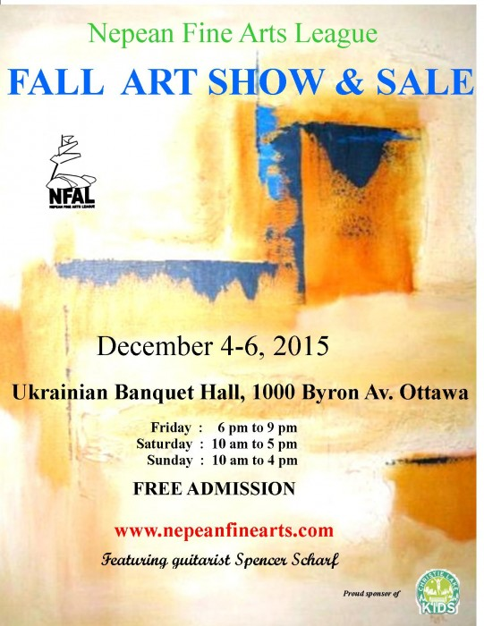 Fall Show and Sale 2015