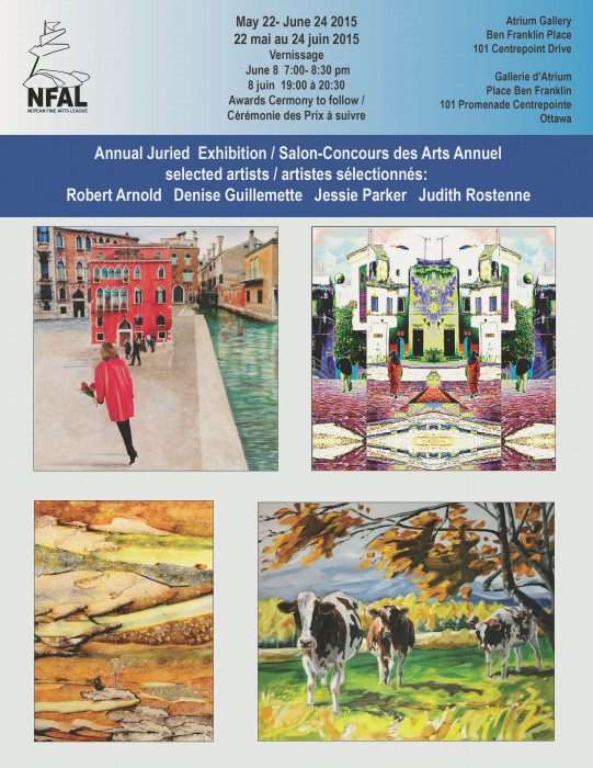 Annual Juried Exhibition 2015