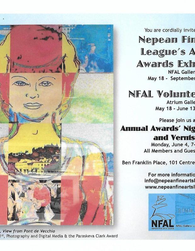 Annual Awards, Exhibition, Volunteers' Show and AAE Ceremony and Vernisssage