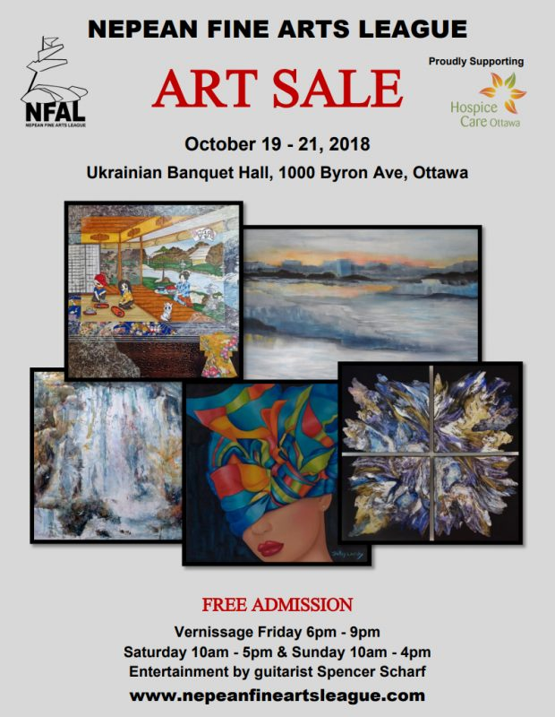 Fall Art Sale 2018