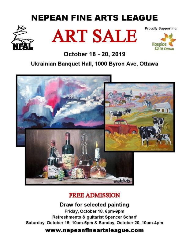 Fall Art Sale 2019